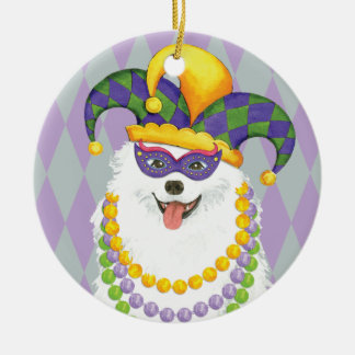 Ornamento De Cerâmica Carnaval Eskie