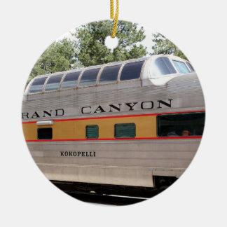 Ornamento De Cerâmica Carruagem Railway do Grand Canyon, arizona