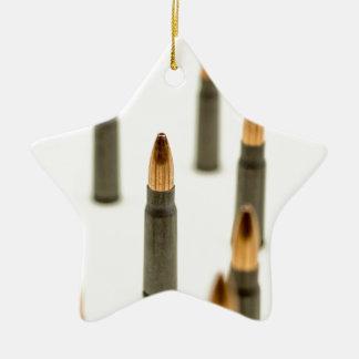 Ornamento De Cerâmica Cartucho 7.62x39 de AK47 da bala da munição de