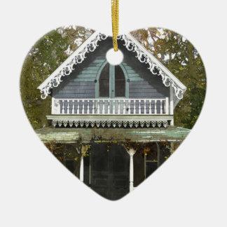 Ornamento De Cerâmica Casa de campo no Martha's Vineyard