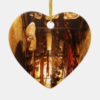 Ornamento De Cerâmica Casa do fumo