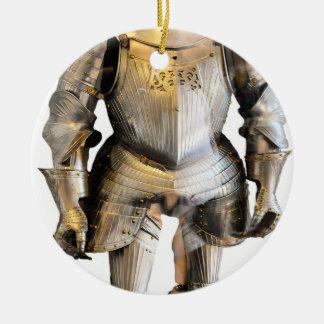 Ornamento De Cerâmica Cavaleiro #2
