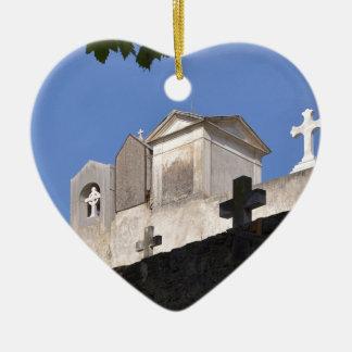 Ornamento De Cerâmica Cemitério em Menton