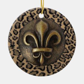 Ornamento De Cerâmica Chita 2