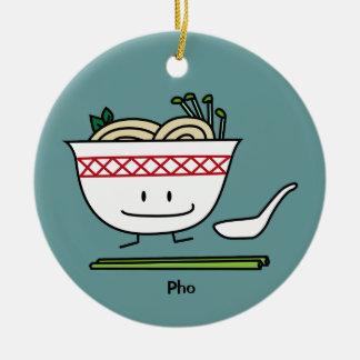 Ornamento De Cerâmica Chopsticks da colher de sopa de Vietnam da bacia