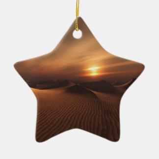 Ornamento De Cerâmica Chuva de Desrt