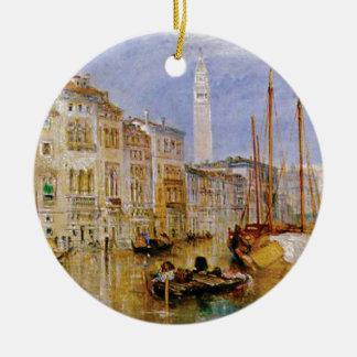 Ornamento De Cerâmica cidade velha Veneza