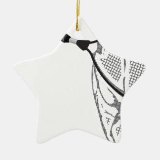 Ornamento De Cerâmica Clipart de aterragem da ilustração do vetor da