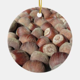 Ornamento De Cerâmica Close up da fruta do outono do fundo da comida das