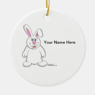Ornamento De Cerâmica Coelho de coelho