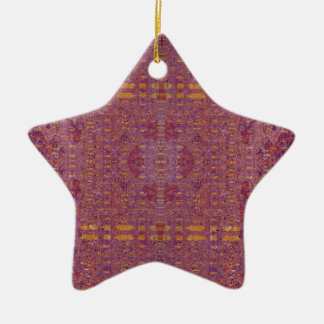 Ornamento De Cerâmica coloré