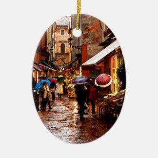 Ornamento De Cerâmica Comprar na chuva
