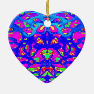 Ornamento De Cerâmica cores