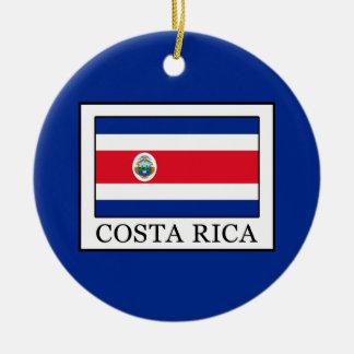 Ornamento De Cerâmica Costa Rica