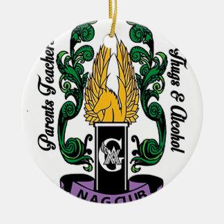 Ornamento De Cerâmica Crista média dos guardiães de Not'Cho