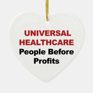 Ornamento De Cerâmica Cuidados médicos universais