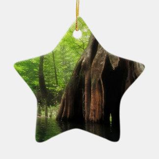 Ornamento De Cerâmica Cypress oco maciço