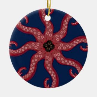 Ornamento De Cerâmica Das profundidades