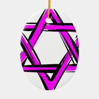 Ornamento De Cerâmica david