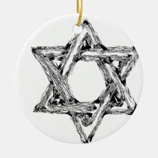 Ornamento De Cerâmica david4
