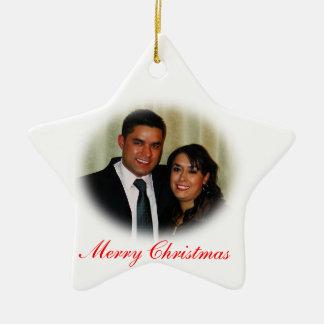 Ornamento De Cerâmica Deca, Feliz Natal