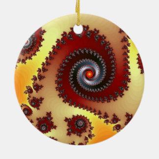 Ornamento De Cerâmica Decorativo