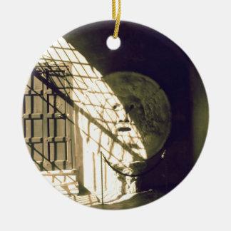Ornamento De Cerâmica Della Verita de Bocca (a boca da verdade)
