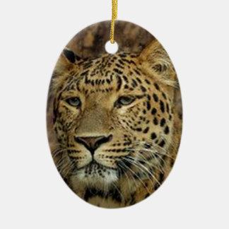 Ornamento De Cerâmica Desengaço da pantera