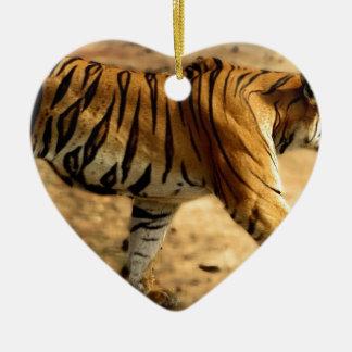 Ornamento De Cerâmica Desengaço de Tigres dos alugueres