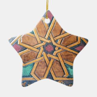 Ornamento De Cerâmica Design #1 de Alhambra