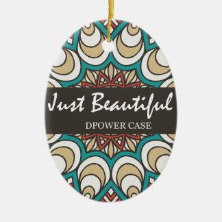 Ornamento De Cerâmica Design colorido 10-01 de Idian da textura do