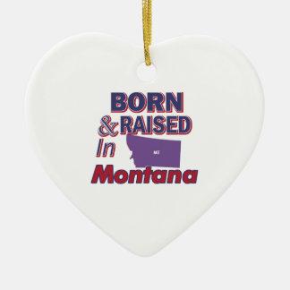 Ornamento De Cerâmica Design de Montana