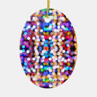 Ornamento De Cerâmica design novo do Natal