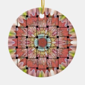 Ornamento De Cerâmica Design tecido agradável e bonito bonito