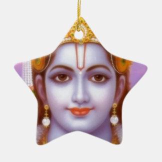Ornamento De Cerâmica deus do rama