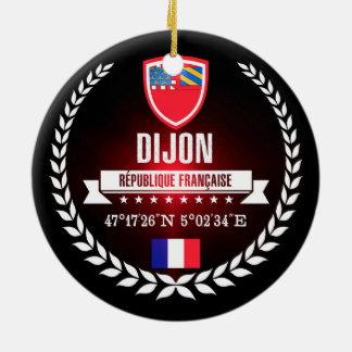 Ornamento De Cerâmica Dijon