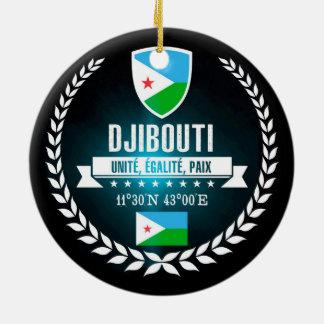 Ornamento De Cerâmica Djibouti