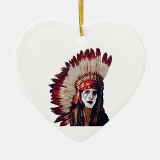 Ornamento De Cerâmica Doação espiritual