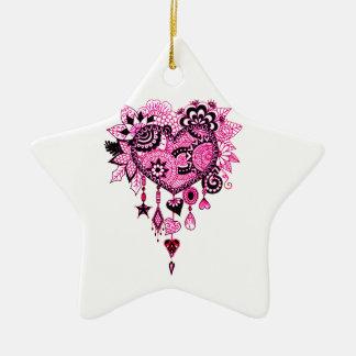 Ornamento De Cerâmica Dreamcatcher