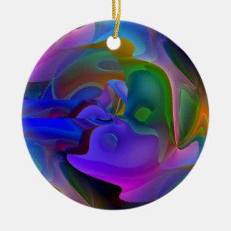 Ornamento De Cerâmica Dreamscape