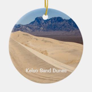 Ornamento De Cerâmica Dunas de areia de Kelso