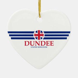 Ornamento De Cerâmica Dundee