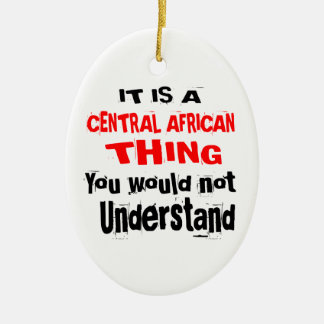 ORNAMENTO DE CERÂMICA É DESIGN DA ÁFRICA CENTRAL DA COISA