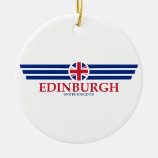 Ornamento De Cerâmica Edimburgo