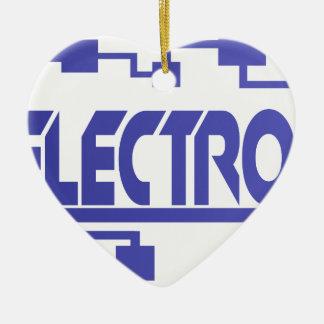 Ornamento De Cerâmica Eletrônicos