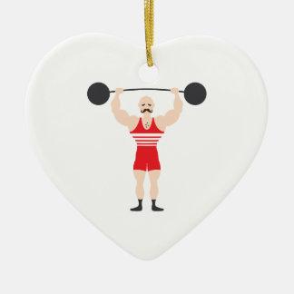 Ornamento De Cerâmica Elevador de peso