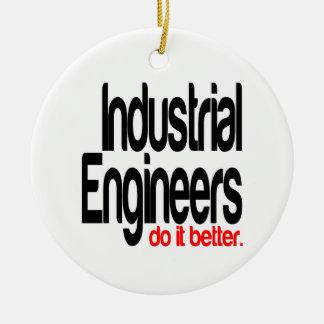 Ornamento De Cerâmica Engenheiros industriais melhora