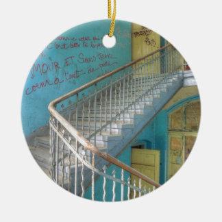 Ornamento De Cerâmica Escadas 01,0, lugares perdidos, Beelitz