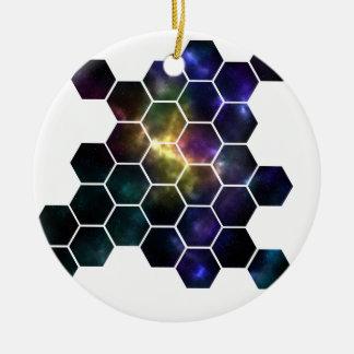 Ornamento De Cerâmica espaço geométrico