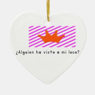 Ornamento De Cerâmica Espanhol-Tolo